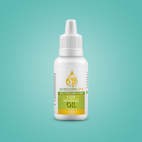 Face Massage Oil Image